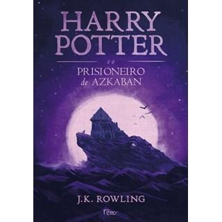Livro - Harry Potter eo Prisioneiro de Azkaban - Rowling