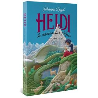 Livro Heidi A Menina dos Alpes - Spyri - Autêntica