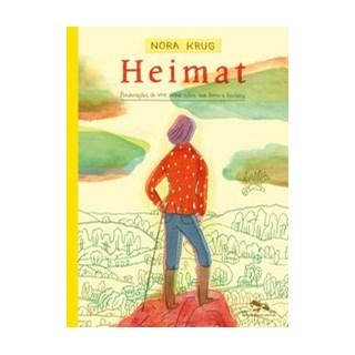 Livro - Heimat - Krug 1º edição