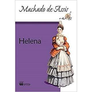 Livro Helena - Machado de Assis - FTD