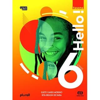 Livro - Hello! Teens - 6 Ano - Ática