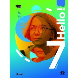 Livro - Hello! Teens - 7 Ano - Ática