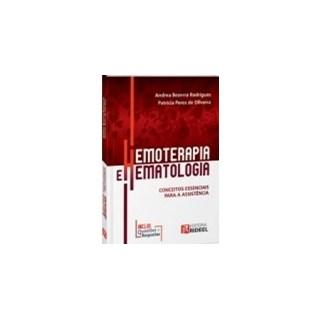 Livro - Hemoterapia e Hematologia - Rodrigues