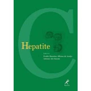 Livro - Hepatite C - Araújo ***