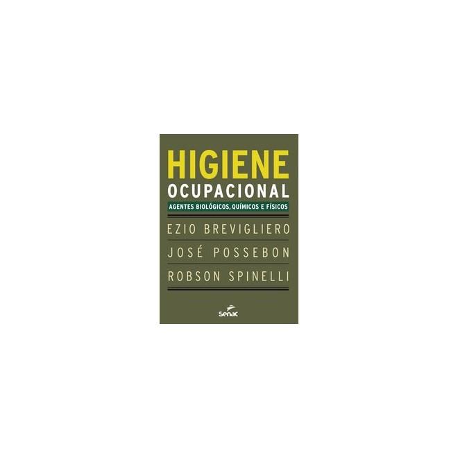 Livro - Higiene ocupacional - Brevigliero 10º edição