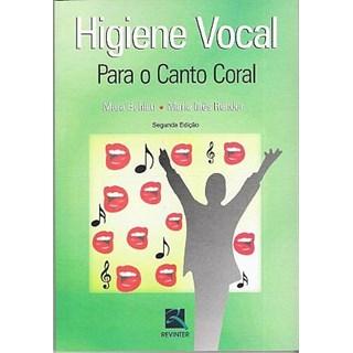 Livro - Higiene Vocal - Para o Canto Coral - Behlau