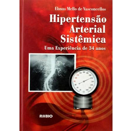 Livro - Hipertensão Arterial Sistêmica - Vasconcellos UL