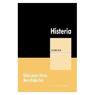Livro -  Histeria - Alonso - Casa do Psicólogo