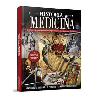 Livro - História da Medicina - Editora Europa