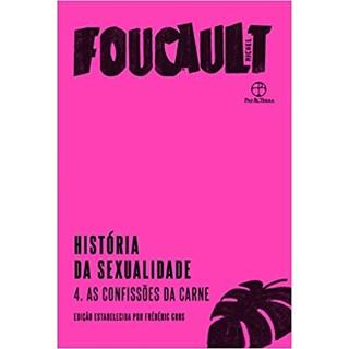 Livro - História da Sexualidade - Foucault - Paz e Terra