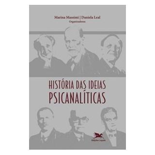 Livro - História das idéias psicanalíticas - Massimi - Loyola