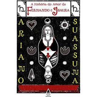 Livro - História De Amor De Fernando E Isaura - Suassuna