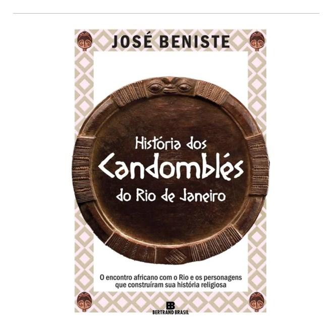 Livro - História dos Candomblés do Rio de Janeiro - Beniste