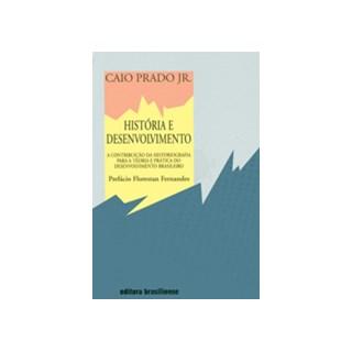 Livro - História e Desenvolvimento - Junior - Brasiliense