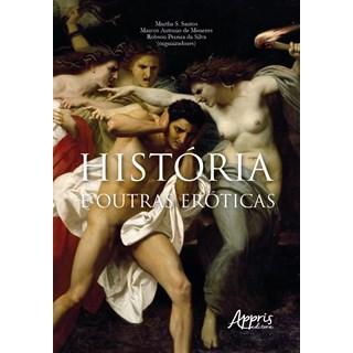 Livro - História & Outras Eróticas - Santos - Appris