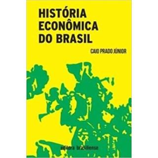 Livro - História Econômica do Brasil - Junior - Brasiliense