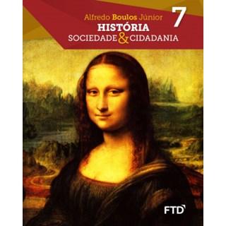 Livro - História: Sociedade & Cidadania - 7 Ano - Caderno de Atividades - FTD