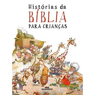 Livro Histórias da Bíblia Para Crianças - Graaf - Melhoramentos