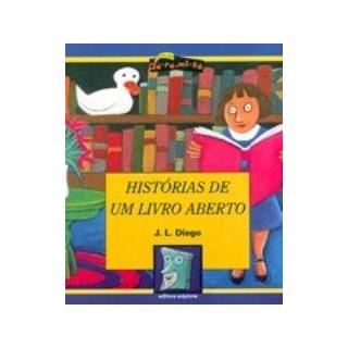 Livro - Histórias de Um Livro Aberto - Diego