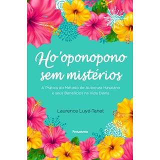 Livro - Ho Opnopono Sem Mistérios - Lauyé- Tanet