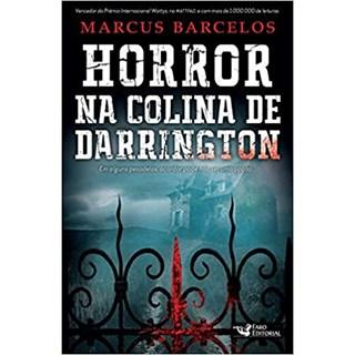 Livro - Horror na Colina de Darrington - Barcelos - Faro