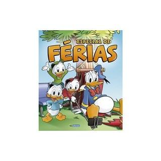 Livro - HQ DISNEY ESPECIAL DE FERIAS - Diversos 1º edição