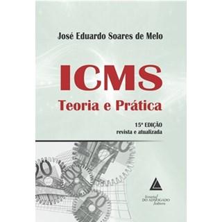 Livro - Icms Teoria E Prática - Melo