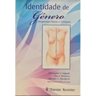 Livro - Identidade de Gênero: Perspectivas Clínicas & Cirúrgicas - Salgado