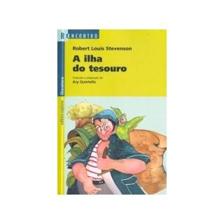 Livro Ilha do Tesouro, A - Stevenson - Scipione