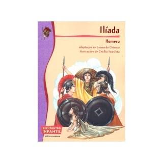 Livro - Ilíada - Homero - Scipione