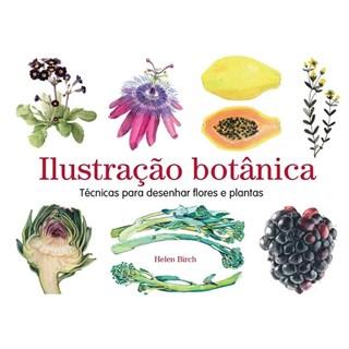 Livro - Ilustração Botânica - Birch