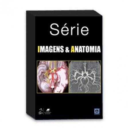 Livro - Imagens & Anatomia - Coleção 3 Volumes