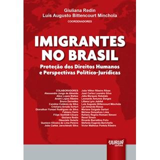 Livro - Imigrantes no Brasil - Redin - Juruá
