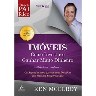 Livro - Imoveis- Como Investir e Ganhar Muito Dinheiro - McElroy - Edição Atualizada