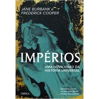 Livro - Impérios - Burbank - Planeta