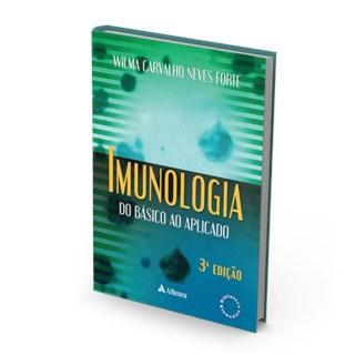 Livro - Imunologia do Básico ao Aplicado - Forte