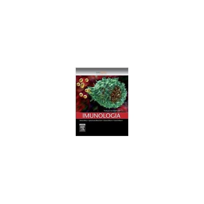Livro - Imunologia - Roitt - Livraria Florence