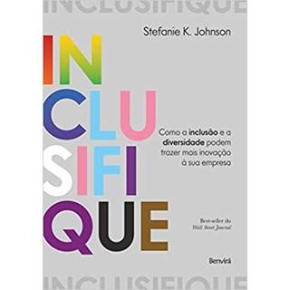 Livro Inclusifique - Johnson - Benvirá