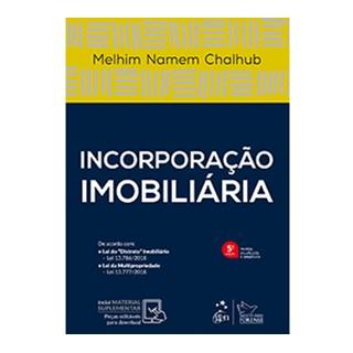 Livro - Incorporação Imobiliária - Chalhub