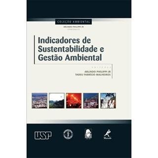 Livro - Indicadores de sustentabilidade e gestão ambiental - Philippi Jr.