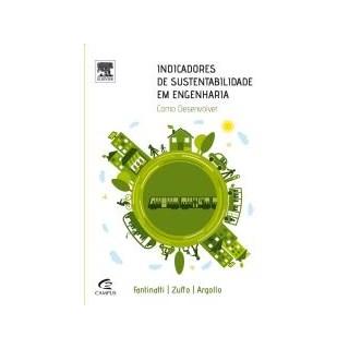 Livro - Indicadores de Sustentabilidade em Engenharia - Fantinatti