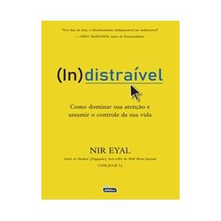 Livro - INDISTRAÍVEL - EYAL 1º edição