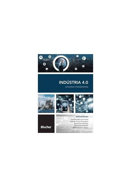 Livro - Indústria 4.0 - Vários