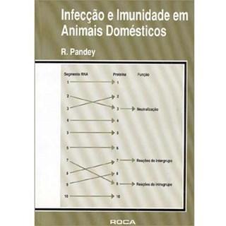 Livro - Infecção e Imunidade em Animais Domésticos - Pandey