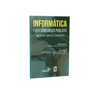 Livro - Informática Para Concursos Públicos - Santana