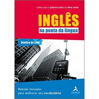 Livro - Inglês na Ponta da Língua - Lima