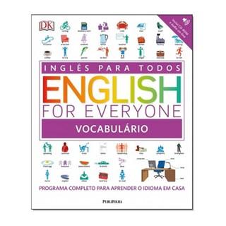Livro - Inglês Para Todos: Vocabulário - Booth - Publifilha