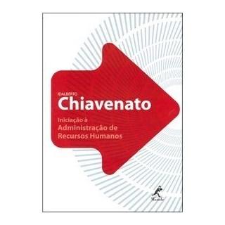 Livro - Iniciação a Administração de Recursos Humanos - Chiavenato