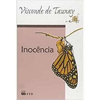 Livro Inocência - Visconde de Taunay - FTD