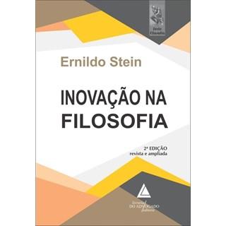 Livro Inovação na filosofia - Stein - Livraria do Advogado